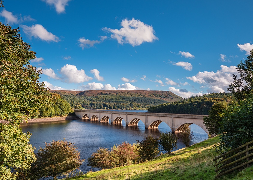 Image of bridge in the Lake District